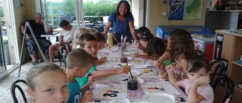 animation camping ruoms ardeche