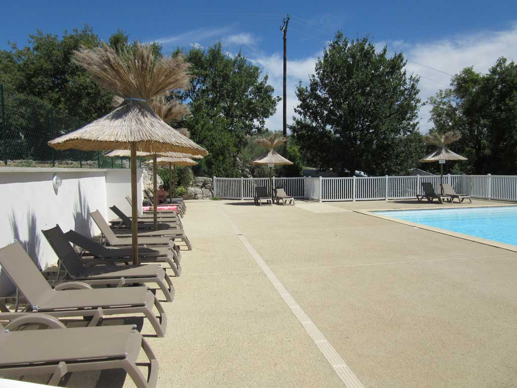 Piscine Camping Ruoms Vallon Pont Arc Ardeche